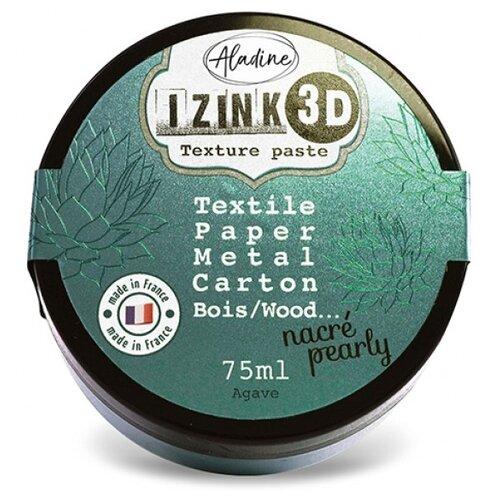 Паста Efco IZINK 3D на водной основе 75 мл agave.
