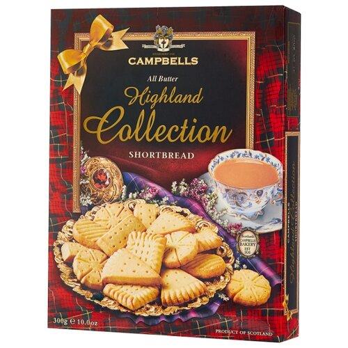 Фото - Печенье Campbells Highland Coll песочное, 300 г gabriela coll garments пальто