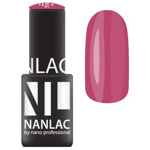 Гель-лак для ногтей Nano Professional Эмаль, 6 мл, NL 2136 Гокта гель лак для ногтей nano professional эмаль 6 мл оттенок nl 2175 свободная любовь