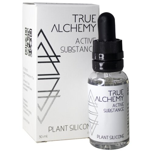 True Alchemy Plant Silicone Сыворотка для лица, 30 мл true alchemy lactic acid 9%