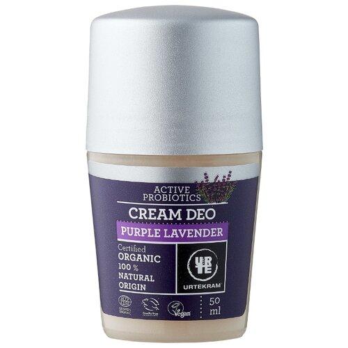 Urtekram дезодорант, ролик, Пурпурная лаванда, 50 мл