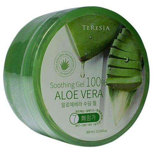 Фото - Гель для тела Teresia Aloe Vera Soothing Gel, 300 мл teresia 1650 20p