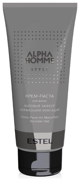 Estel Professional Крем-паста Alpha Homme Style, средняя фиксация