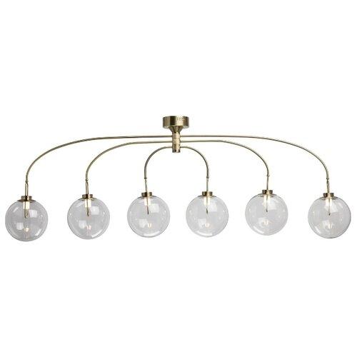 Люстра светодиодная De Markt Крайс 657011606, LED, 30 Вт люстра светодиодная de markt ауксис 722010404 led 24 вт