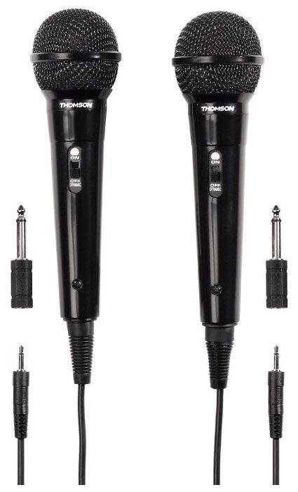 Микрофон Thomson M135D черный фото 1