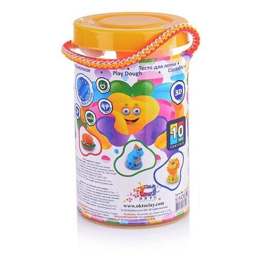 Купить Масса для лепки Lovin'Do 6 цветов в тубусе (31007), Пластилин и масса для лепки