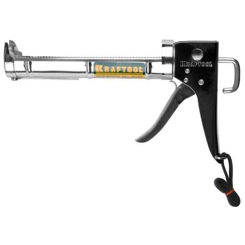 Механический полузакрытый пистолет Kraftool 06671 механический закрытый пистолет kraftool 06677