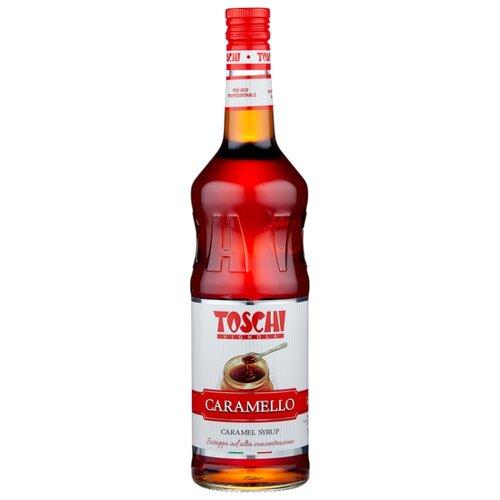 Сироп Toschi Карамель 1 л vedrenne карамель сироп 0 7 л