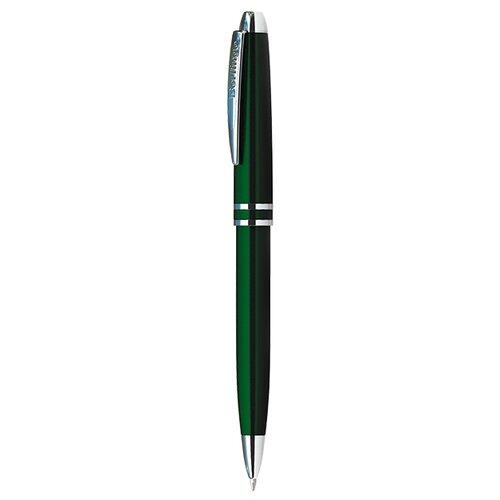Фото - Berlingo Ручка шариковая Silk Classic 0,7 мм, синий цвет чернил berlingo ручка перьевая velvet prestige 0 8 мм синий цвет чернил