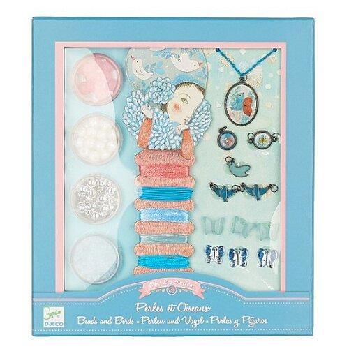 Купить DJECO Набор для создания украшений Бабочки (09806), Наборы для создания украшений