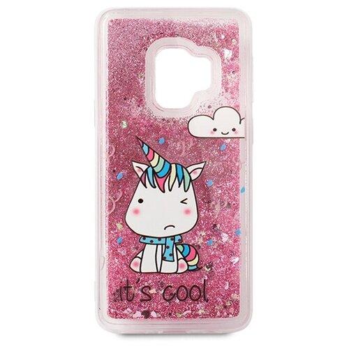 Чехол Pastila Pink Summer для Samsung Galaxy S9 little unicorn купальник pink summer pink summer pi030ewfuau8