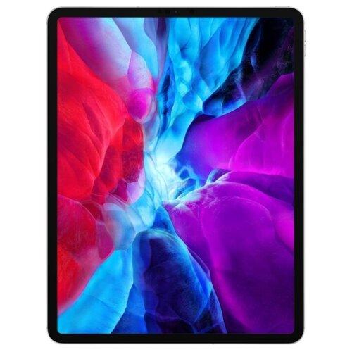 Планшет Apple iPad Pro 12.9 (2020) 128Gb Wi-Fi + Cellular silver планшет apple ipad pro 11 2020 512gb wi fi cellular silver