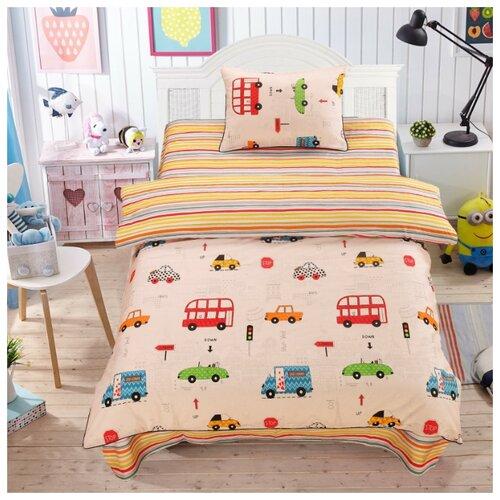 Комплект детского постельного белья Sofi de Marko Трафик
