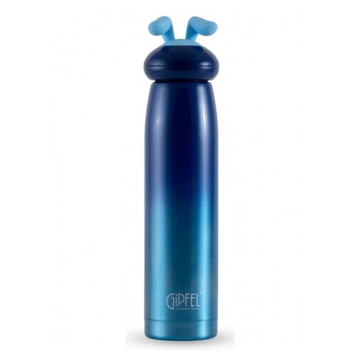 Термокружка GIPFEL Paola, 0.32 л синий