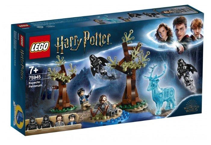 Конструктор LEGO Harry Potter 75945 Экспекто Патронум