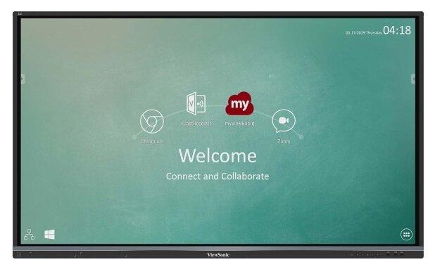 Интерактивная панель Viewsonic IFP6550-2EP 65