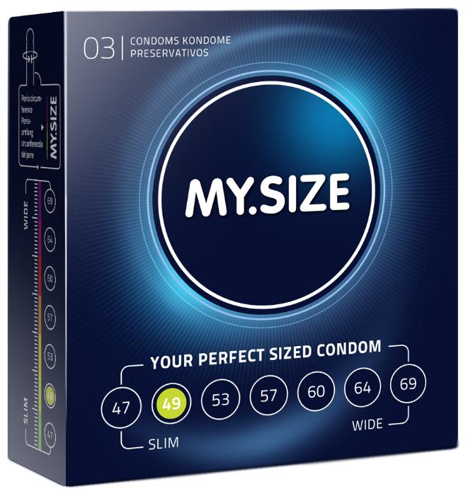 Презервативы MY.SIZE 49*160