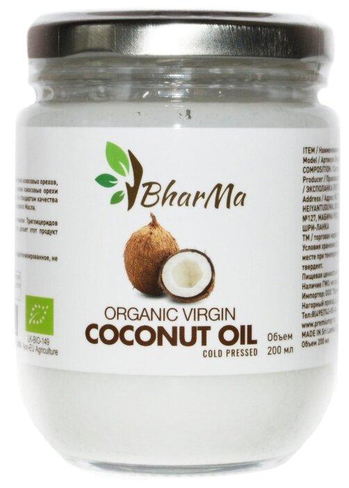 BharMa Масло кокосовое