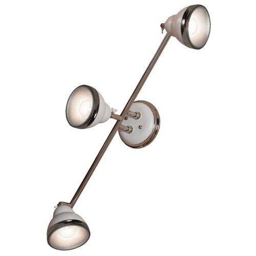 Настенный светильник Lussole Littleton LSN-6201-03, 120 Вт светильник lussole varmo lsn 0106 03 e14 200 вт