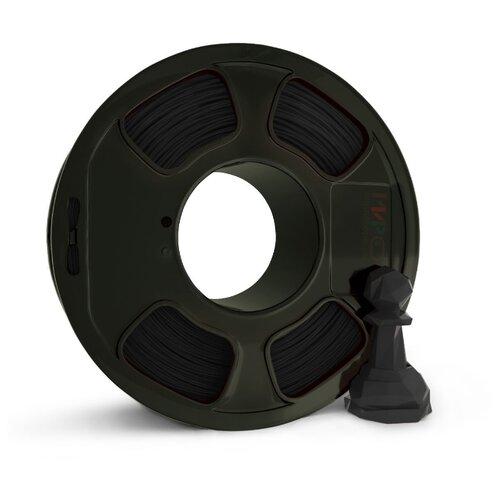 Пластик для 3д печати, катушка U3Print FLEX CONDUCTIVE, 1.75, 450 гр (токопроводящий)