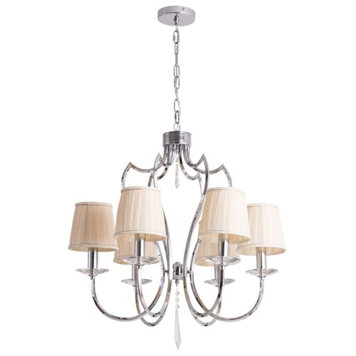 Люстра Arte Lamp Andrea A6352LM-6CC, E14, 360 Вт