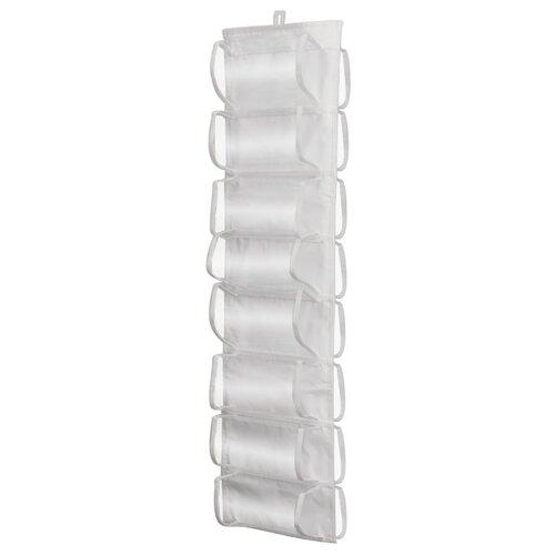 HOMSU Органайзер для колготок, шарфов и мелочей White HOM-1097 белый