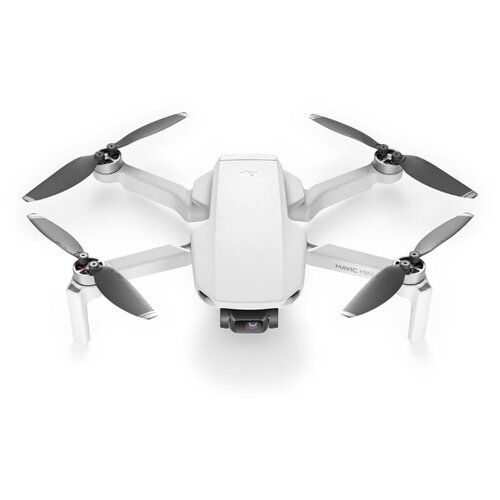 Фото - Квадрокоптер DJI Mavic Mini Fly More Combo white радиоуправляемый квадрокоптер dji mavic air fly more combo rtf 2 4g 6958265159770