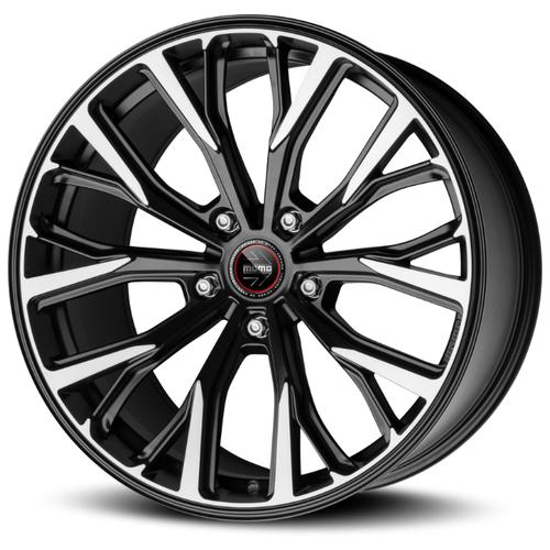 Фото - Колесный диск Momo SUV RF-02 11x20/5x120 D74.1 ET37 Matt Black-Polished колесный диск legeartis b99 11x20 5x120 d72 6 et37 mbf
