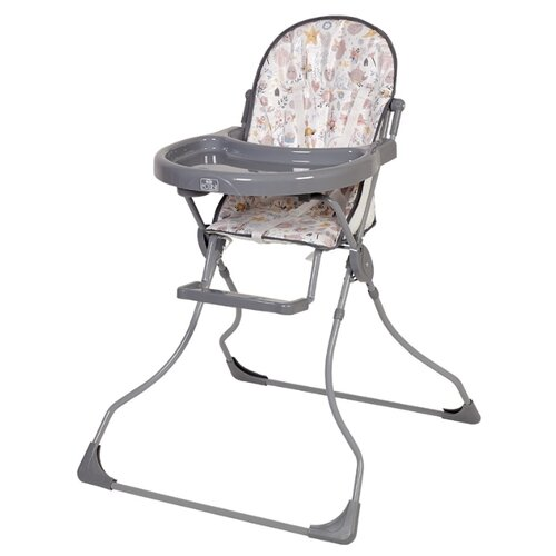 Фото - Стульчик для кормления Polini 152 единорог hello baby серый стульчик для кормления polini 152 розовый