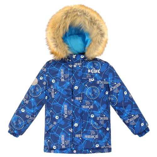 Купить Куртка Reike Radar (45 185 RDR) размер 122, 003 navy, Куртки и пуховики
