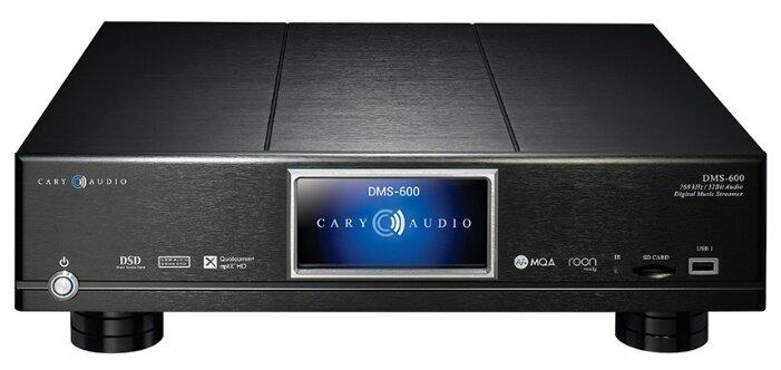 Сетевой аудиоплеер Cary Audio DMS-600 черный