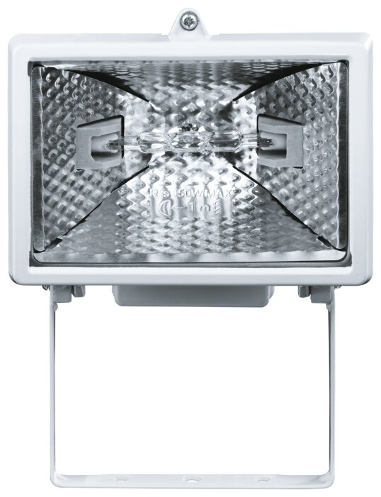 Прожектор галогенный 150 Вт Navigator NFL-FH1-150-R7s/WH