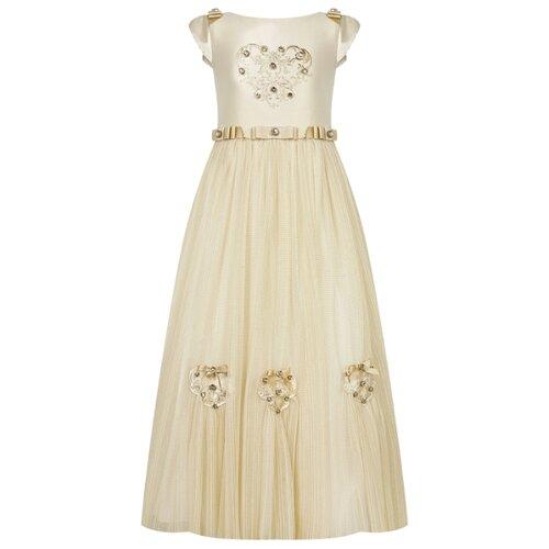 Платье Lesy размер 174, бежевый