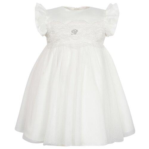 Платье Blumarine размер 74, кремовый