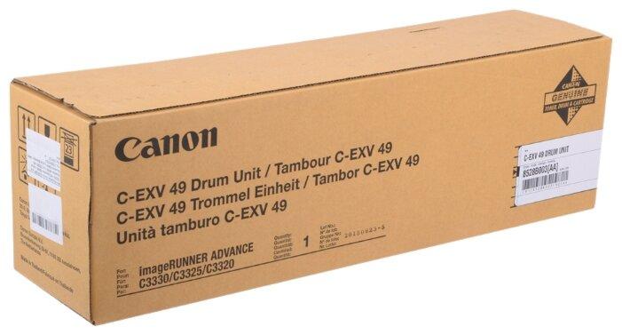 Фотобарабан C-EXV49 для Canon Advance iR-C3520, iR-C3520i, iR-C3320 8528B003AA CMYK 110.000стр.