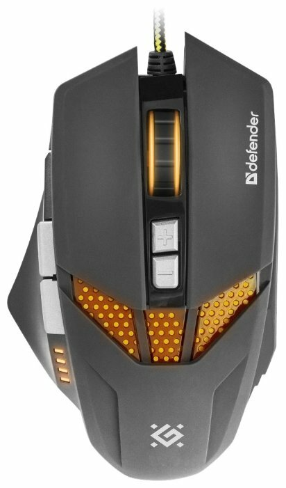 Мышь Defender Warhead GM-1780 52780