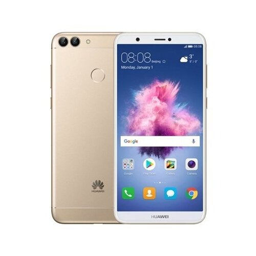 Смартфон HUAWEI P smart 32GB Dual Sim золотистый (51092DPM)