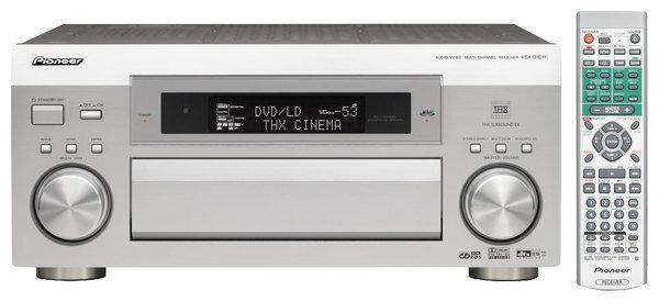 AV-ресивер Pioneer VSX-D1011