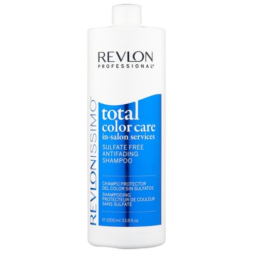 Revlon Professional шампунь Revlonissimo Total Color Care Sulfate Free Antifading 1000 мл цена 2017