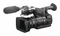 Видеокамера Sony HXR-NX5R/XLR