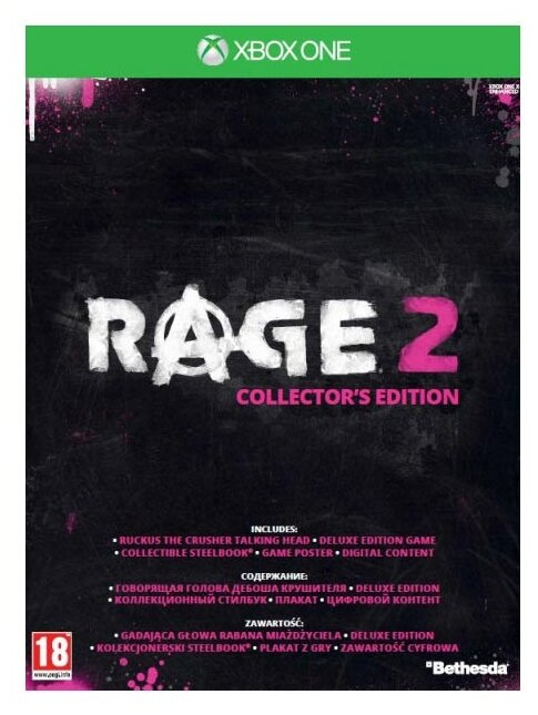 Bethesda Softworks Rage 2: Collector's Edition