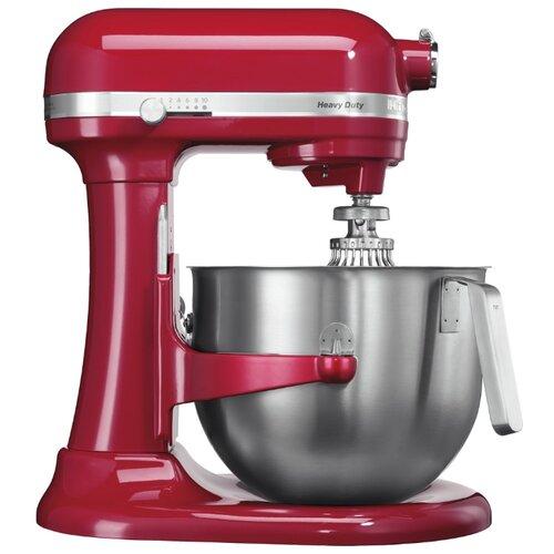 Миксер KitchenAid 5KSM7591XEER, красный миксер kitchenaid 5ksm175pseer красный