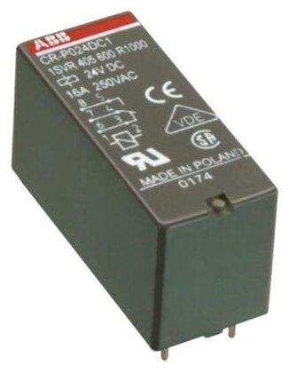 Промежуточное реле ABB 1SVR405601R4000