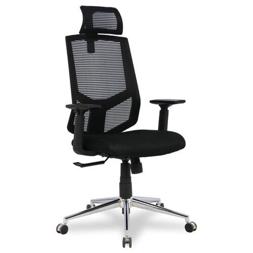 Компьютерное кресло College HLC-1500HLX офисное, обивка: текстиль, цвет: черный college hlc 1500hlx серый
