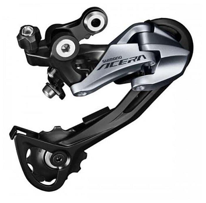 Переключатель задний Shimano Acera RD-M3000-SGS 9 скор. под болт черный/370115