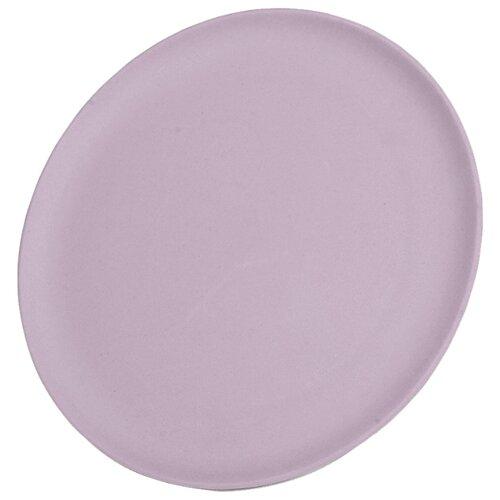 Фото - Fissman Тарелка плоская 28 см сиреневый fissman тарелка плоская 28 см