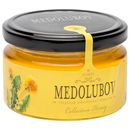 Мед Medolubov Одуванчиковый 250 мл