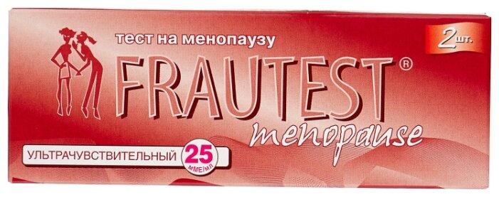 Тест FRAUTEST Menopause на определение менопаузы