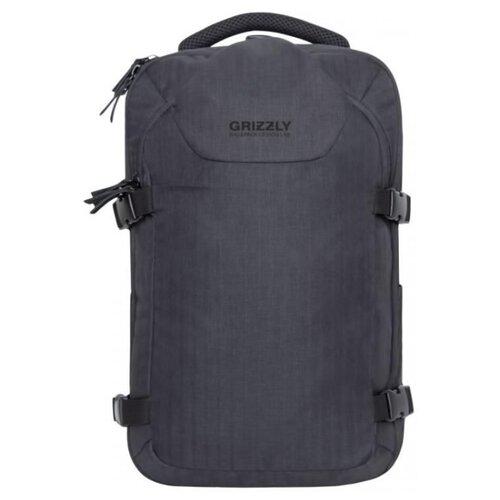 Рюкзак Grizzly RQ-914-1 17 black (RQ-914-1/1) рюкзак grizzly rq 905 1