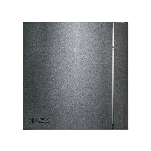 Вытяжной вентилятор Soler & Palau GREY, grey 8 Вт вытяжной вентилятор soler